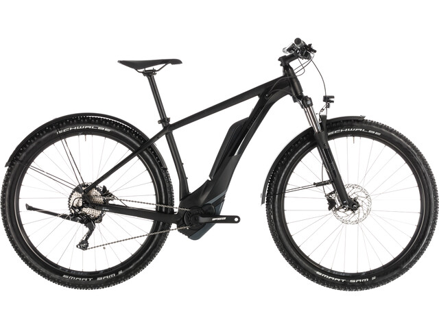 Cube Reaction Hybrid Pro 400 Allroad black edition